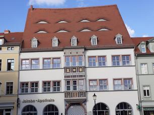 Naumburg an der Saale - Welterbestätte