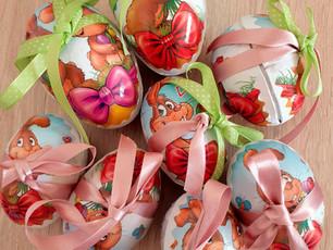 #OsternZuhause: Osterkalender (1)