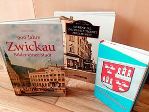 #bleibzuhause - Special: Zwickau in Büchern (19)