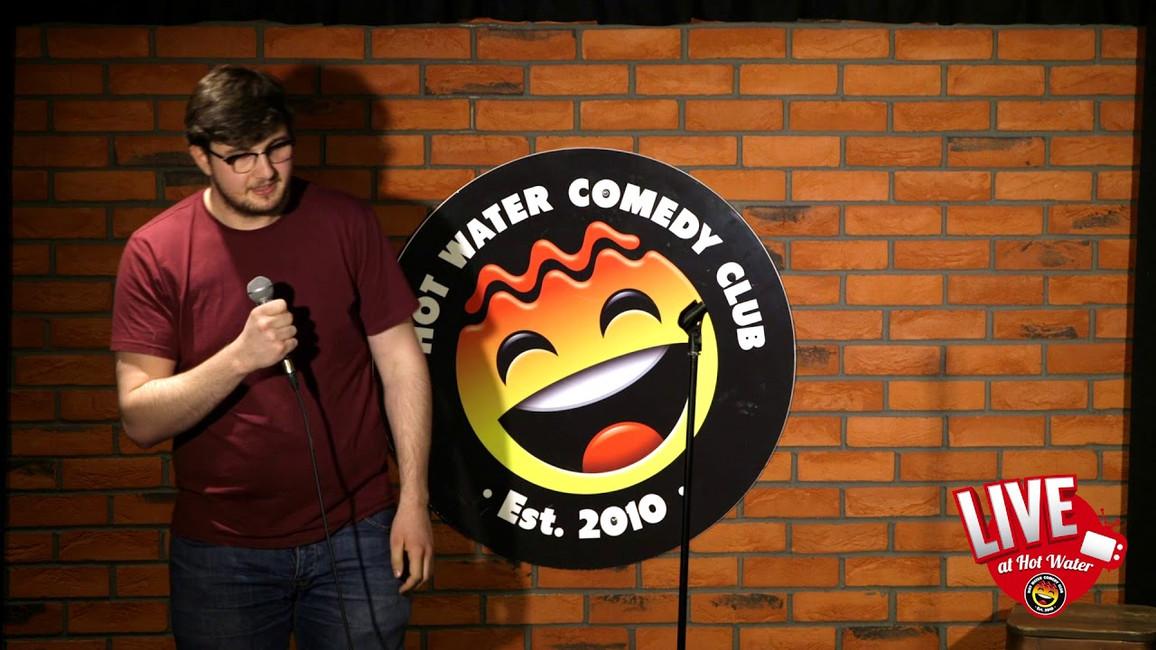 Ben Sherlock: Live at Hot Water Comedy Club
