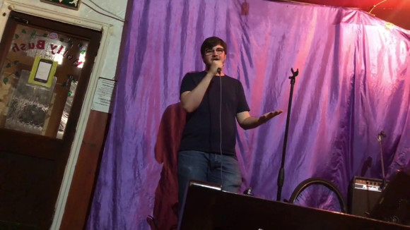 Ben Sherlock: Live at the Holly Bush