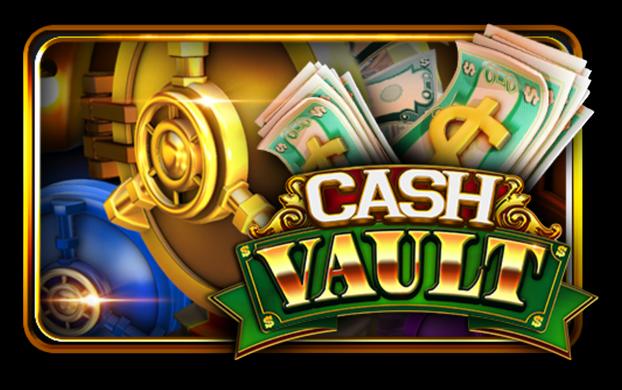 Cash Vault Game