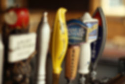 Samuel Adams, Blue Moon and Leinenkugel's are a few taps of beer we offer.