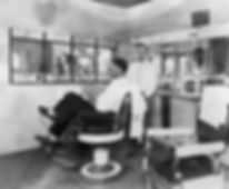 Starr's Bar Once Had A Barber Shop.
