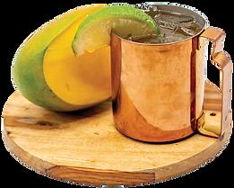 Jameson Mango Mule