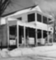Starr's Bar was first a mercantile store that dated back to the 1850's.
