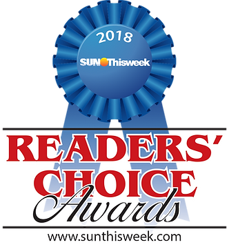 2018 Sun This Week Readers' Choice Awards