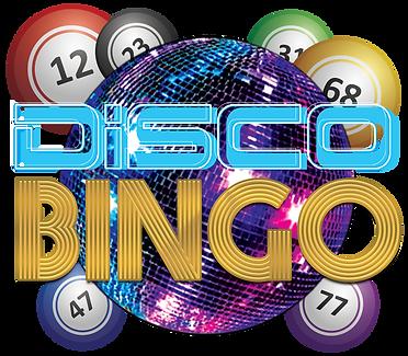 Disco Bingo graphic