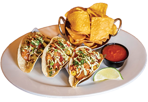 Key West Shrimp Tacos