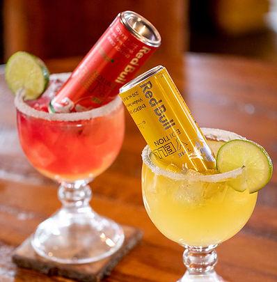 Double Barrel Margaritas