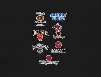 Liquor Logos