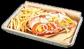Italian Mafia Sandwich