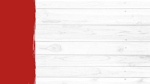 Wood Background with red paint streak on the left