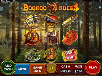 Bookoo Bucks screen shot