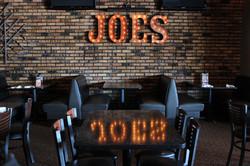 Seating Area In Joe's