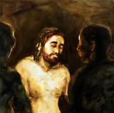 Jésus dépouillé