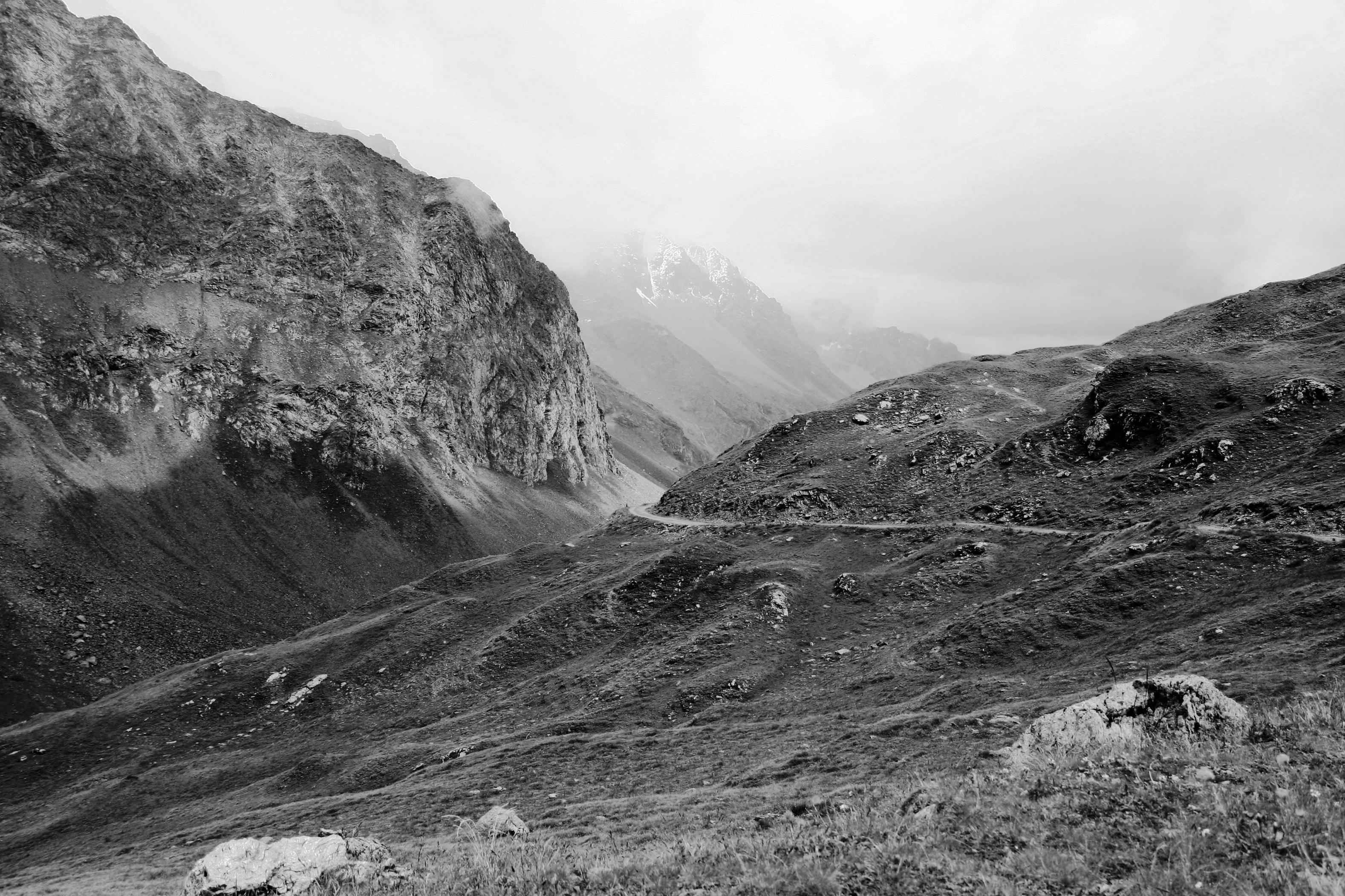 chemin Mont Pourri NB
