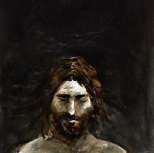Jésus mort.
