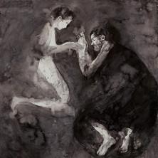 Le songe de Joseph, 125 x125, 2014.jpg