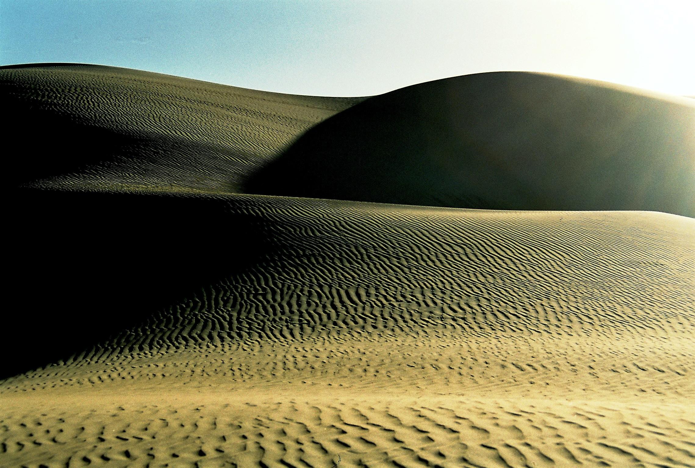 soir de dunes