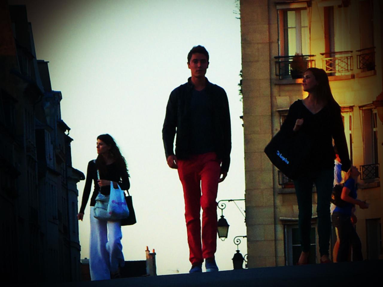 Paris couleur de fin d'été