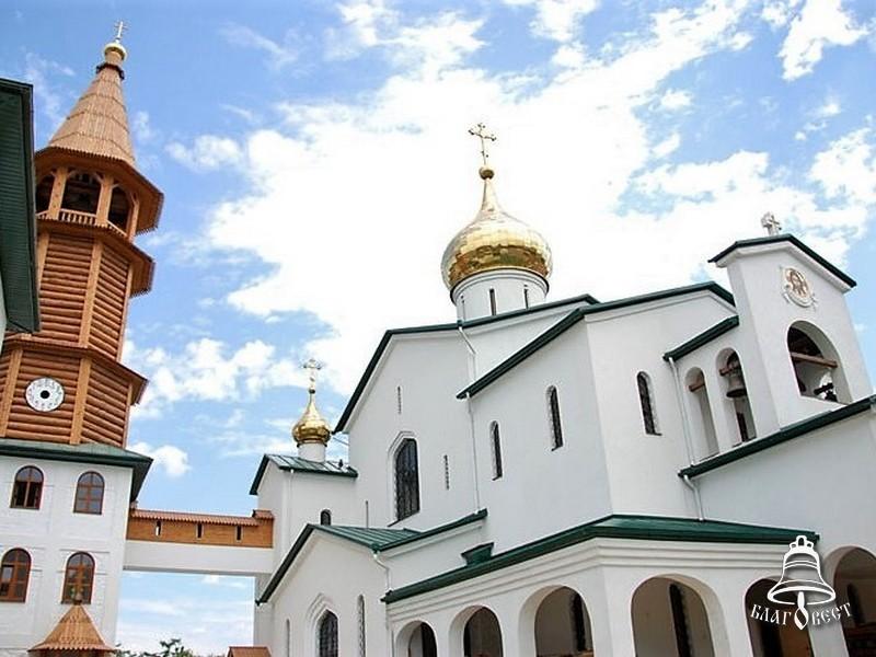 Храм Св. прп. Серафима Саровского