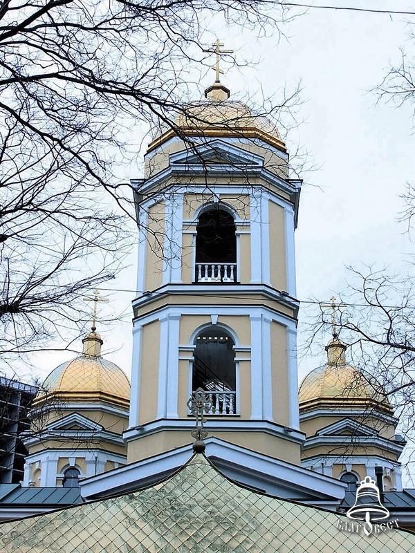Одесса, Свято-Алексеевский храм