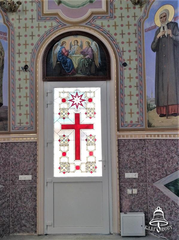 Храм-часовня Николая Чудотворца