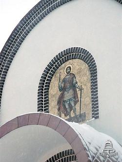 Храм Виктора Никомидийского