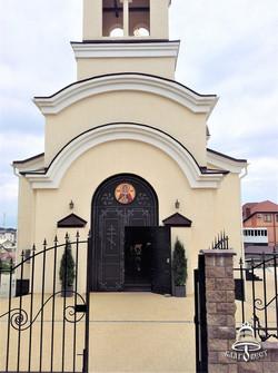 Храм Илии пророка пос. Мысхако
