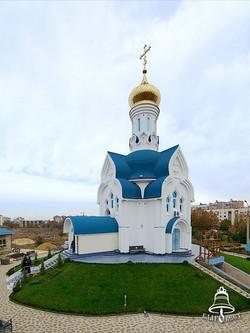Храм иконы Божией Матери Державная
