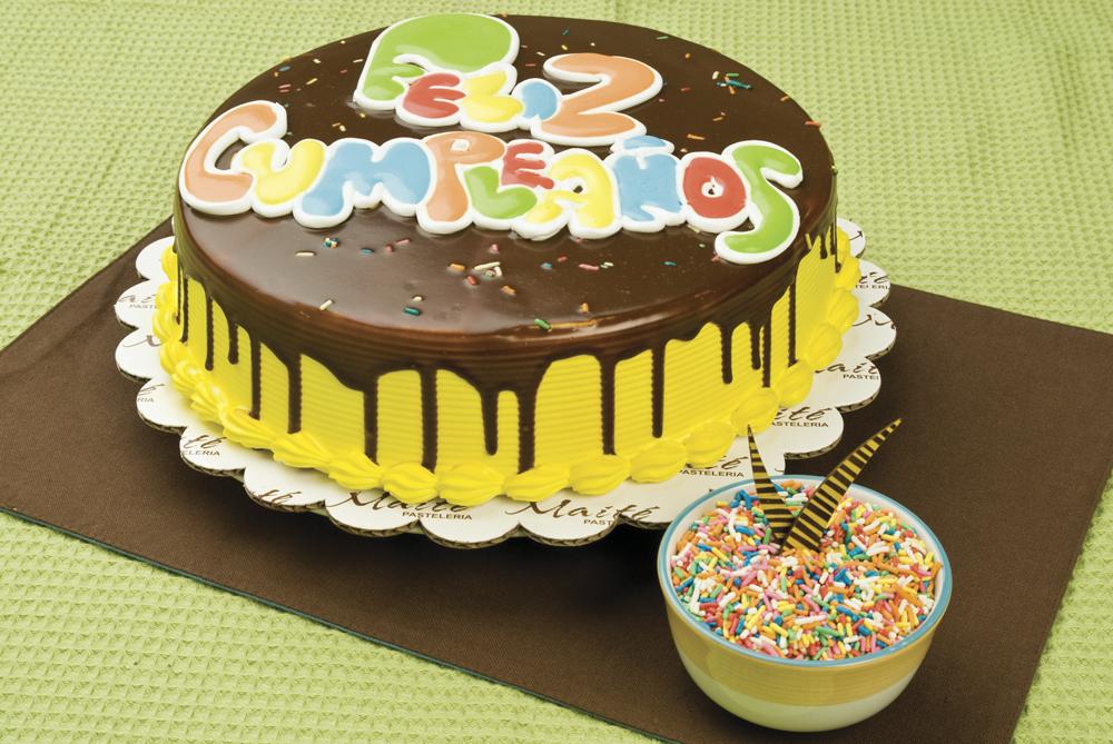 Torta Choco leyenda