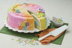 Torta de helado infantil
