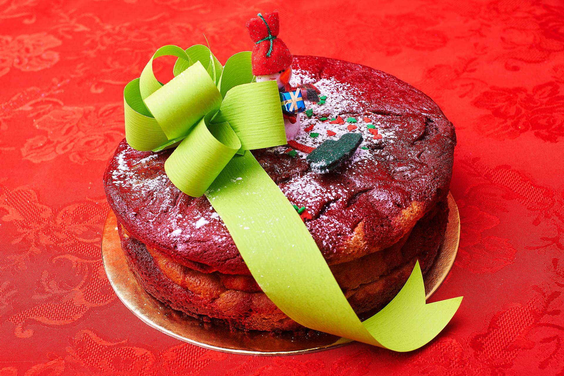 Torta de Queso Snow Cake