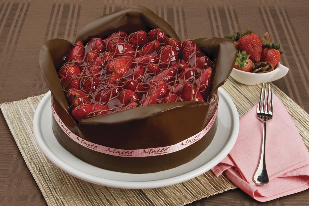 Torta Pasión Fresa