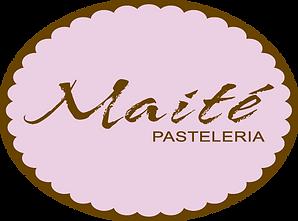 Maite pasteleria logo