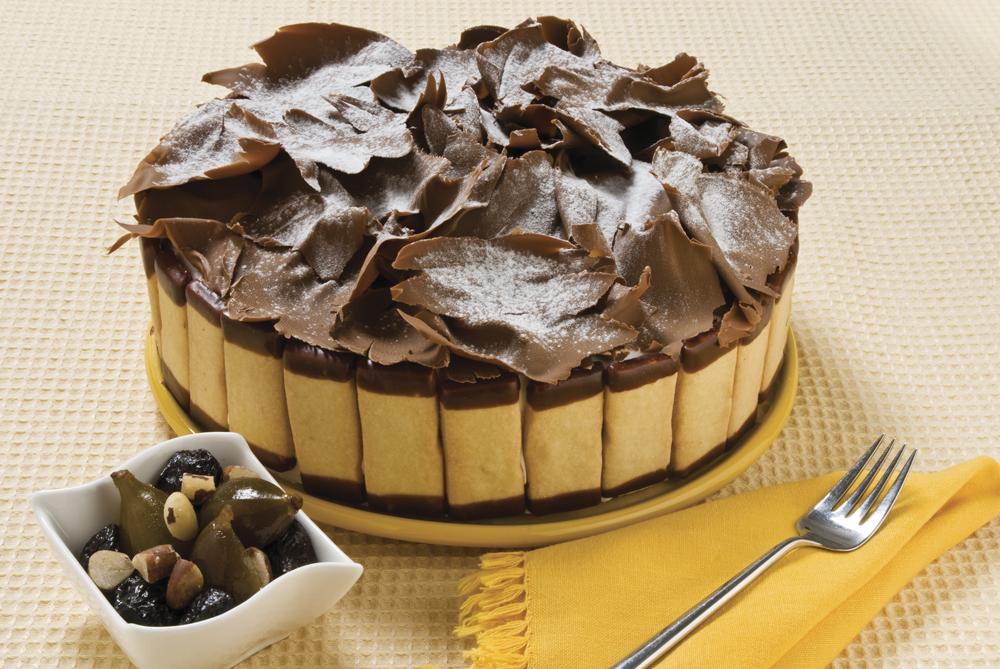 Torta Carlota