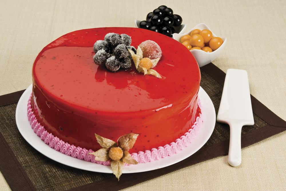 Torta Frutos Rojos