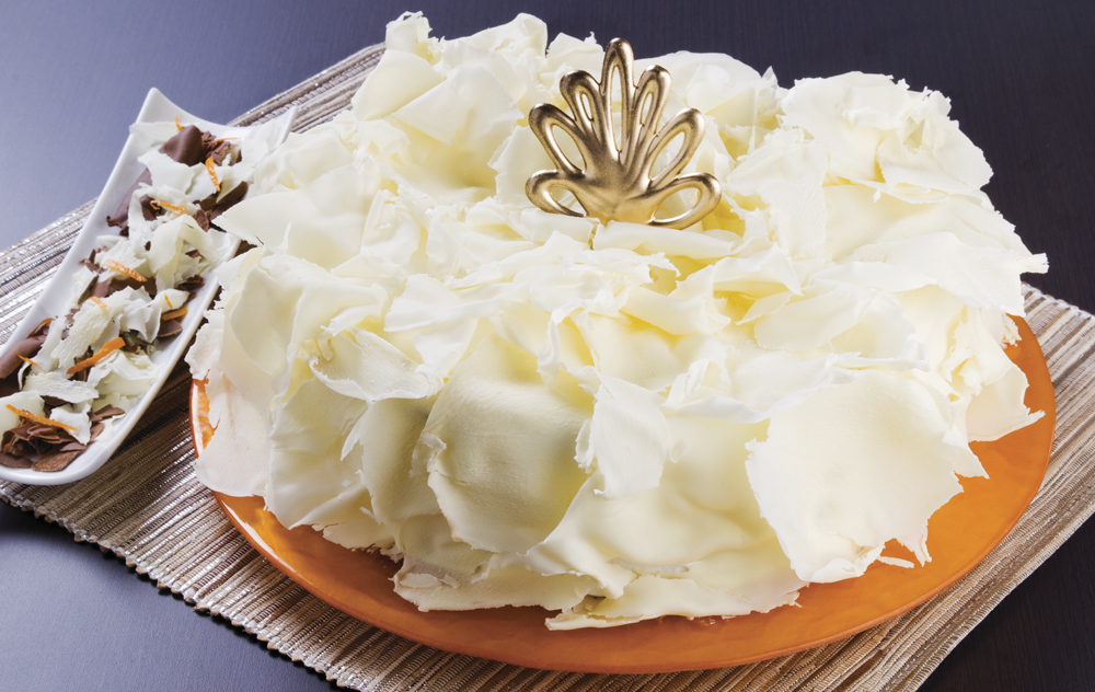Torta Choco Arequipe Blanca