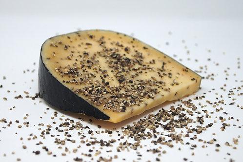 CREAMY BLACK PEPPER GOUDA (1 POUND)