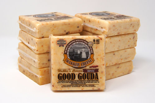 YOUNG CHIPOTLE GOUDA (CASE OF 10)