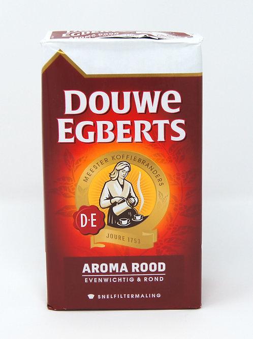 DOUWE EGBERTS AROMA ROOD GROUND COFFEE