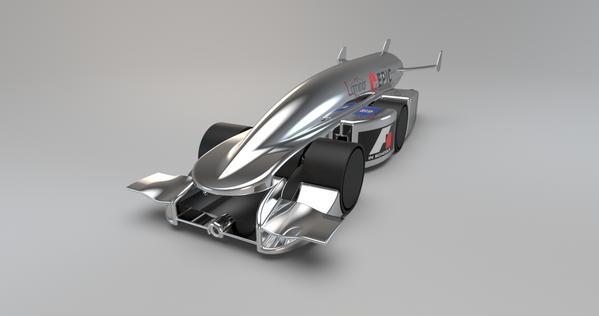 Laminar Racing Car National Finals