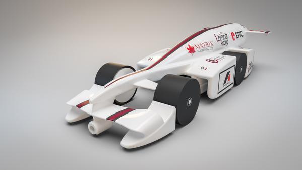 Laminar Racing Car World Finals