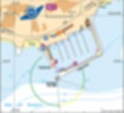 carte marine permis bateau les issambres st aygulf