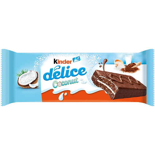 Kinder Delice Coconut