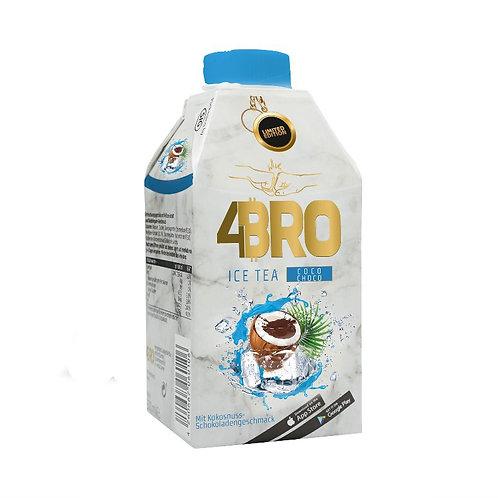 4BRO Ice Tea Coconut & Choco