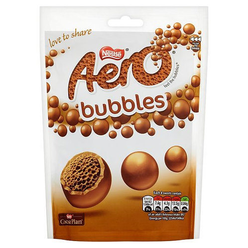 Aero Bubbles 100Gr