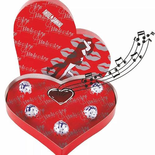 Scatola San Valentino Abbracciame