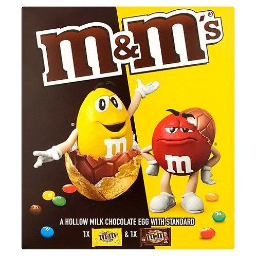 M&M's Peanut & Chocolate Egg - L